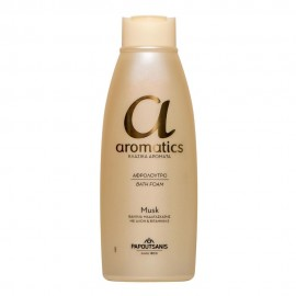 Papoutsanis Aromatics Αφρόλουτρο Musk 650ml