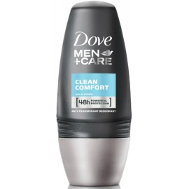 Dove Αποσμητικό Roll On Clean Comfort Men 50ml