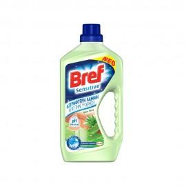 Bref Sensitive Υγρό Γενικού Καθαρισμού Ευαίσθητες Επιφάνειες Aloe Vera 1L