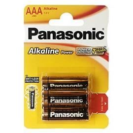Panasonic Alkaline Power Μπαταρίες ΑΑA 4ΤΕΜ