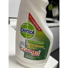 Dettol Αντιβακτηριδιακό Πολυκαθαριστικό Γενικού Καθαρισμού 440ML