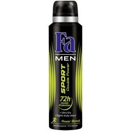 Fa Men Sport Αποσμητικό Spray Σώματος 150ml
