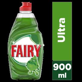 Fairy Ultra Υγρό Πιάτων 900ml