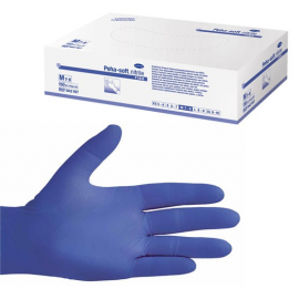 Hartmann Γάντια Νιτριλίου Μπλέ Χωρίς Πούδρα Medium 150τεμ