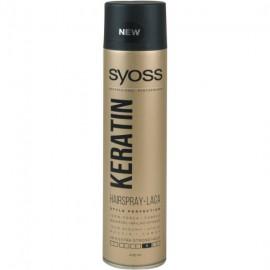 Syoss Spray Λακ Μαλλιών Keratin 400ml