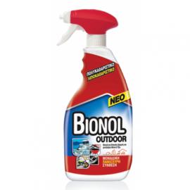 Bionol Outdoor Δυνατό Πολυκαθαριστικό Με Ψεκαστήρα 700ml