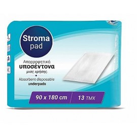 Stroma Pad Υποσέντονα 90Χ180εκ 13 Τεμ