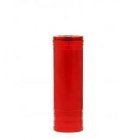 Κερί Αφιέρωσης Μνημοσύνου Κόκκινο Τ60