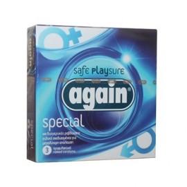 Προφυλακτικά Again Special 3 τεμ