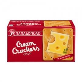 Παπαδοπούλου Cream Crackers Classic 140gr