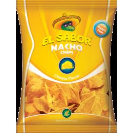 El Sabor Happy Time Nachos Με Γεύση Τυρί 100gr