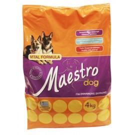 Maestro Nitsiakos Κροκέτα Σκύλου Κοτόπουλο Ρύζι 4Kgr