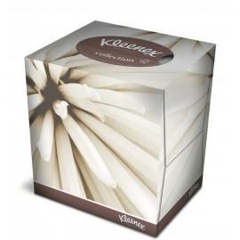 Kleenex Collection Χαρτομάντηλα Facial σε κουτί 20x20εκ 56τεμ