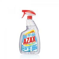 Ajax Crystal Clean Καθαριστικό Τζαμιών 750ml