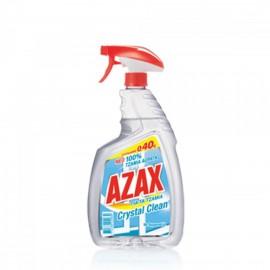 Azax Crystal Clean Καθαριστικό Τζαμιών 750ml