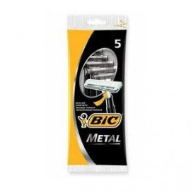 Bic Metal 5Τεμ Ξυραφάκια