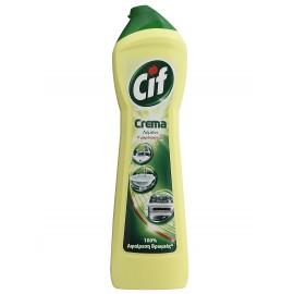 Cif Lemon Κρέμα Γενικού Καθαρισμού 500ml