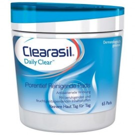 Clearasil Stayclear  65Pads Πανάκια Καθαρισμού Προσώπου