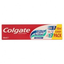 Colgate Triple Action Οδοντόκρεμα 100ml