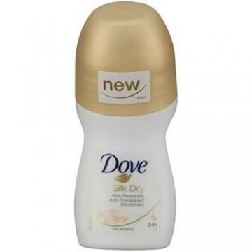 Dove Silk Dry Roll On 50ml Αποσμητικό