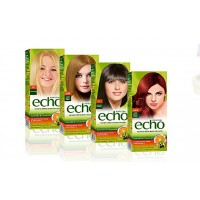 Echo Farcom Ν.N/B Μαύρο Μπλέ Βαφή Μαλλιών 60ml