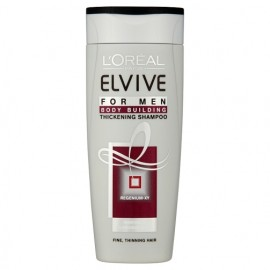 Elvive For Men Σαμπουάν 400ml