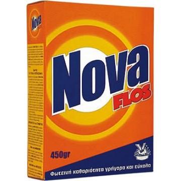 Flos Nova Σκόνη Για Πλύσιμο στο Χέρι 450gr