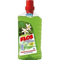 Flos Ultra & Aroma 1L Άνθη Λεμονιάς Γενικού Καθαισμού