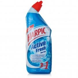 Harpic Active Fresh Καθαριστικό Λεκάνης 750ml