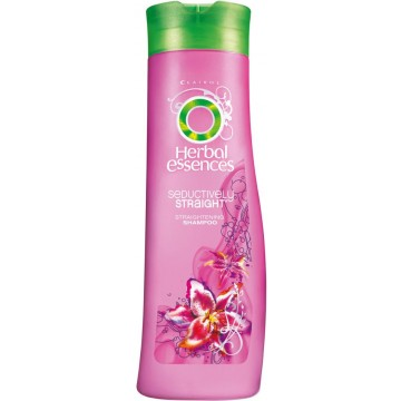Herbal Essences Seductively Straight Σαμπουάν 400ml