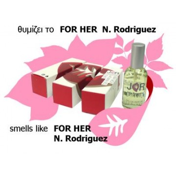 JR FOR HER 60ml For Her N.Rodriguez (Karmen Intense) Γυναικείο Άρωμα