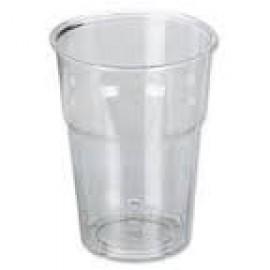 Lariplast Ποτήρι Πλαστικό Διαφανές 250ml  50Τεμ