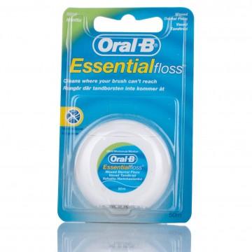 Oral -B Essential Floss Οδοντικό Νήμα