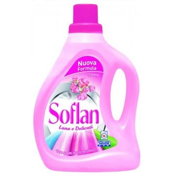 Soflan Classic Υγρό Για Μάλλινα Ρούχα 1L