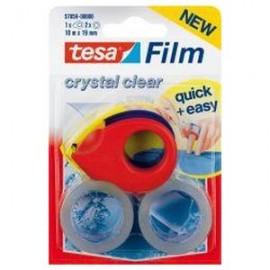 Tesa Film Crystal Clear Αυτοκόλλητη Ταινία