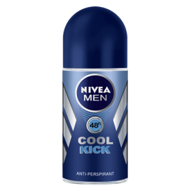 Nivea Αποσμητικό Roll On Cool Kick Men 50ml