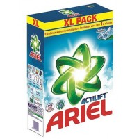 Ariel Actilift Alpine  Σκόνη Πλυντηρίου 50 ΜΕΖ 3,25KG