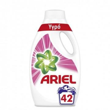 Ariel Lenor Fresh Υγρό Πλυτνηρίου Ρούχων 2310ml 42ΜΕΖ
