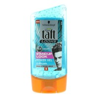 Taft Looks Power Gel Μαλλιών Stand Up 150ml