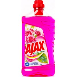 Ajax Υγρό Γενικού Καθαρισμού Ρόδο Της Αυγής 1L