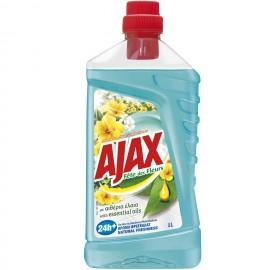 Ajax Υγρό Γενικού Καθαρισμού Λουλούδια Λίμνης 1L