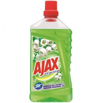 Ajax Υγρό Γενικού Καθαρισμού Λουλούδια Άνοιξης 1L