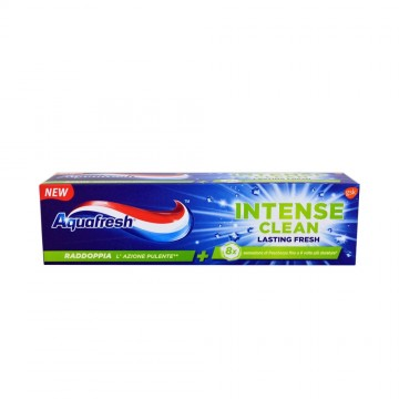 Aquafresh Intense Clean Οδοντόκρεμα 75ml