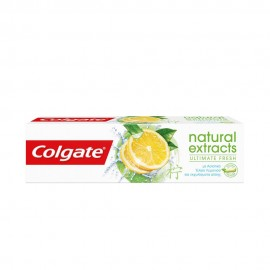 Colgate Οδοντόκρεμα Natural Extracts Ultimate Fresh 75ml