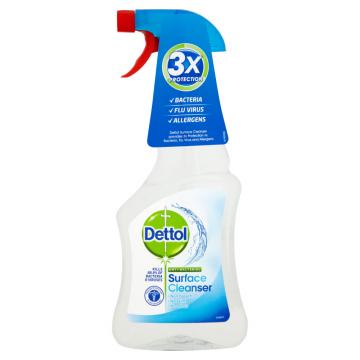 Dettol Απολυμαντικό Καθαριστικό 500ml