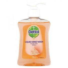Dettol Κρεμοσάπουνο Grapefruit Με Αντλία 250ml