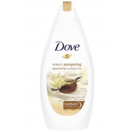 Dove Αφρόλουτρο Vanilla Shea Butter 750ml