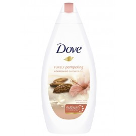 Dove Αφρόλουτρο Almond Cream 750ml