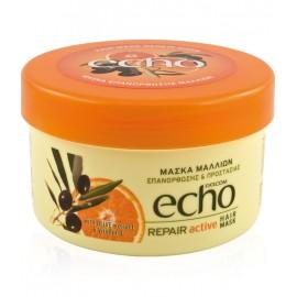 Echo Μάσκα Μαλλιών Επανόρθωση Προστασία 250ml