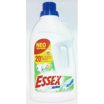 Essex Υγρό Πλυτνηρίου Ρούχων 3σε1 Regular 1650ml 30MEZ